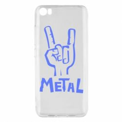 Чехол для Xiaomi Mi5/Mi5 Pro Metal