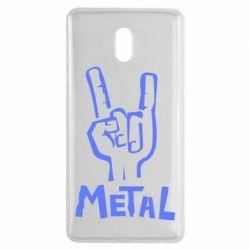 Чехол для Nokia 3 Metal - FatLine
