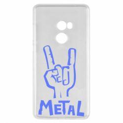 Чехол для Xiaomi Mi Mix 2 Metal - FatLine