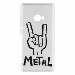 Чехол для Xiaomi Mi Note 2 Metal - FatLine