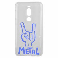 Чехол для Meizu V8 Pro Metal - FatLine