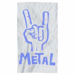 Полотенце Metal