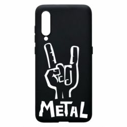 Чехол для Xiaomi Mi9 Metal