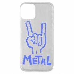 Чехол для iPhone 11 Metal