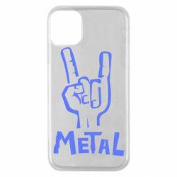 Чехол для iPhone 11 Pro Metal