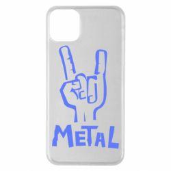 Чехол для iPhone 11 Pro Max Metal