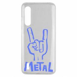Чехол для Xiaomi Mi9 Lite Metal