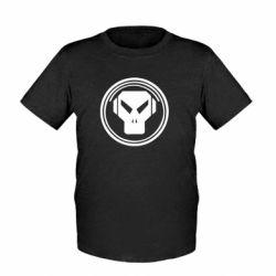 Детская футболка metalheadz - FatLine