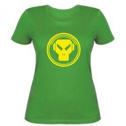 Жіноча футболка metalheadz - FatLine