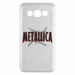 Чохол для Samsung A3 2015 Логотип Metallica