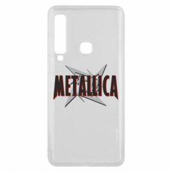 Чохол для Samsung A9 2018 Логотип Metallica