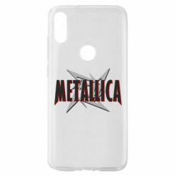 Чохол для Xiaomi Mi Play Логотип Metallica