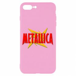 Чехол для iPhone 7 Plus Metallica Logo