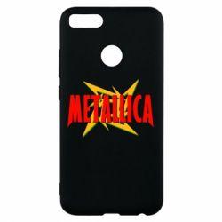 Чохол для Xiaomi Mi A1 Логотип Metallica
