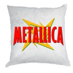 Подушка Metallica Logo - FatLine