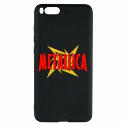 Чехол для Xiaomi Mi Note 3 Metallica Logo