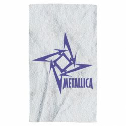 Полотенце Metallica Logotype