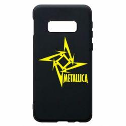 Чохол для Samsung S10e Логотип Metallica
