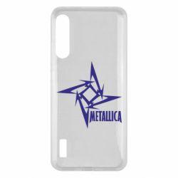 Чохол для Xiaomi Mi A3 Логотип Metallica