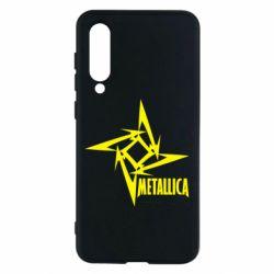 Чохол для Xiaomi Mi9 SE Логотип Metallica