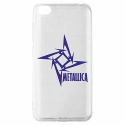 Чохол для Xiaomi Redmi Go Логотип Metallica