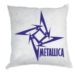 Подушка Metallica Logotype - FatLine