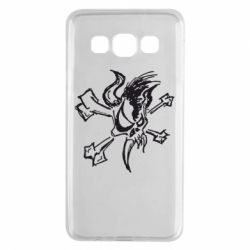 Чехол для Samsung A3 2015 Metallica Scary Guy