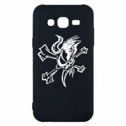Чохол для Samsung J5 2015 Metallica Страшний Хлопець