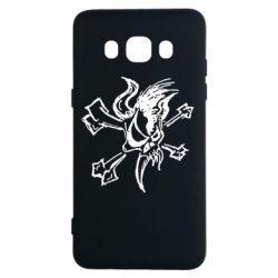 Чохол для Samsung J5 2016 Metallica Страшний Хлопець