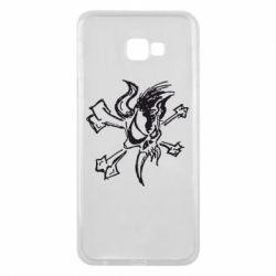 Чохол для Samsung J4 Plus 2018 Metallica Страшний Хлопець