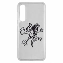 Чехол для Xiaomi Mi9 SE Metallica Scary Guy