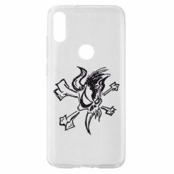 Чохол для Xiaomi Mi Play Metallica Страшний Хлопець