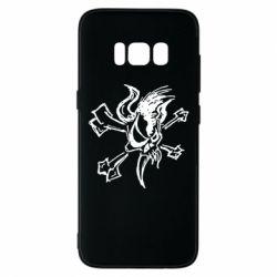 Чохол для Samsung S8 Metallica Страшний Хлопець