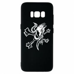Чехол для Samsung S8 Metallica Scary Guy