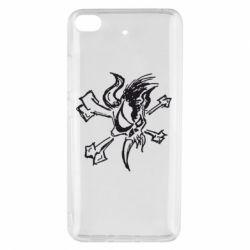Чохол для Xiaomi Mi 5s Metallica Страшний Хлопець