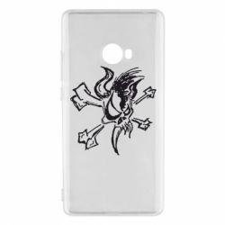 Чехол для Xiaomi Mi Note 2 Metallica Scary Guy
