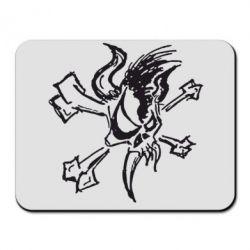 Коврик для мыши Metallica Scary Guy