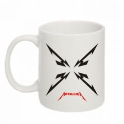 Кружка 320ml Metallica X - FatLine