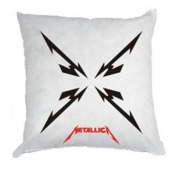 Подушка Metallica X - FatLine
