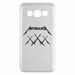 Чохол для Samsung A3 2015 Metallica XXX