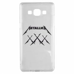 Чохол для Samsung A5 2015 Metallica XXX