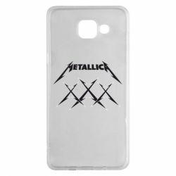 Чохол для Samsung A5 2016 Metallica XXX