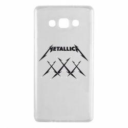 Чохол для Samsung A7 2015 Metallica XXX