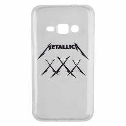 Чохол для Samsung J1 2016 Metallica XXX