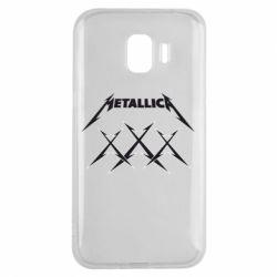 Чохол для Samsung J2 2018 Metallica XXX