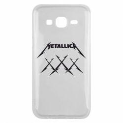 Чохол для Samsung J5 2015 Metallica XXX