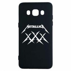 Чохол для Samsung J5 2016 Metallica XXX