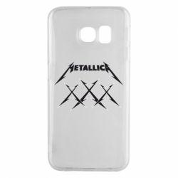 Чохол для Samsung S6 EDGE Metallica XXX