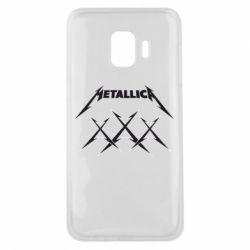 Чохол для Samsung J2 Core Metallica XXX