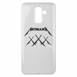 Чохол для Samsung J8 2018 Metallica XXX